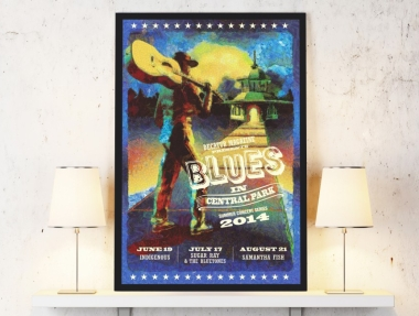 Blues in Central Park